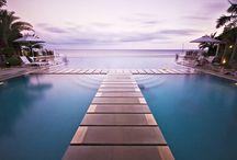 Worldwide Infinity Pool / Una board per farvi sognare e per portarvi nei resort con le più belle #infinitypool del mondo.