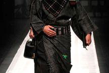 Kimono / A kimono of men is very wonderful!/メンズの着物が、なんとも素敵!