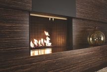 Striata and Striata Fusion / 100% Douglas Fir architectural panels in natural wood or acrylic infused. 8 stunning colors.