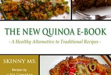 Vegetarian/Seeds/Bean Dishes / by Michelle Grigsby