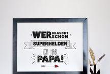 Papas Geburtstag