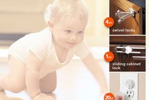 Baby Proofing / The Child Proofing Kit to help you get started on the road to safety