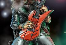 ROCK / METAL / http://pardocomics.blogspot.com/