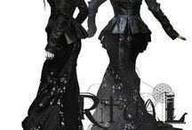 dark/goth(....style.....)