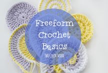 FREE FORM CROCHET PATTERN