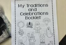 school - traditions and celebrations