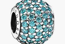 Pandora & other beads