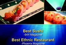 AZ Love / by Blue Wasabi Sushi & Martini Bar