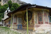 Le Nord de la Bulgarie, une région touristique / Des photos prises lors de mes voyages en Bulgarie, plus précisément aux alentours de Veliko Tarnovo et Roussé.