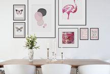 Walls decor