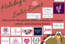 Holidays Shopping Events! Come Join Us