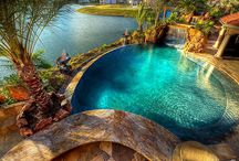 Pools / by Lorena Vizcaino