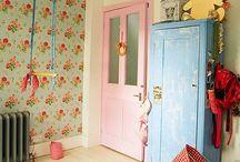 Habitaciones niñas pequeñas