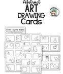 abstact art drawing