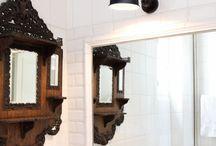 Belysning badrum