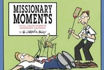My missionary / by Kandi Hynes