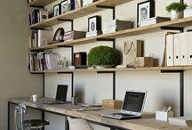 Ideeën werkkamer