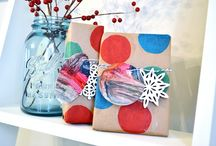 Christmas Crafts / by April Duritza