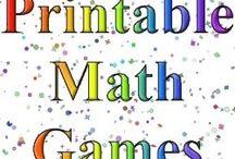 Matematiikka pelit