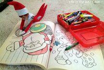 Buddy the Elf / by Nicolle Lathrop