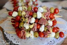 LIla's Italian party