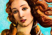 Deuses e Deusas / Mitologia Grega