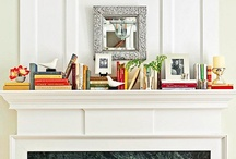 mantles / by Gina Martin Design