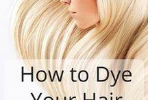 dye hair cheap
