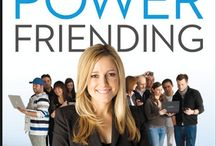 My Book - Power Friending  / Power Friending: Demystifying Social Media to Grow Your Business by Amber Mac / by Amber Mac