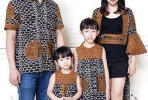 seragam keluarga kompak