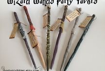 Party : Harry Potter Theme / by tenthousandthspoon ||| Jaclyn