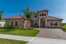 Grand Villa / Model Homes, Customer Homes, Home Decor Ideas, Floorplans, Layout of Homes, Dream Homes, Interior Design