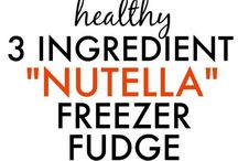 Nutella everything / Nutella recipes for the Nutella obsessed