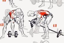 Träna rygg