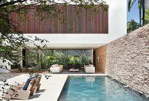 arquitetura - piscina