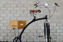 Bikes Bicycles Cyklar / Bicycle design