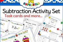 Always Teaching Subtraction / Subtraction Ideas & resources