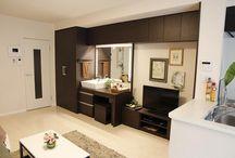 室内写真 / レオパレス21のお部屋に関する写真です。 http://www.leopalace21.com/
