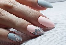 Manicure for spring ideas