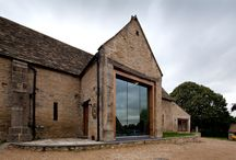 Box Barn, Wiltshire / Barn Conversion