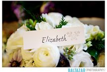 Wedding Details! / All the beauty and creativity that weddings have to offer!