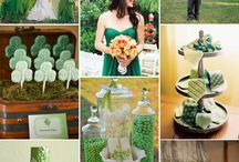 St. Patrick's Wedding / St. Patrick's Wedding Ideas