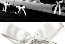 noeud papillon voiture mariage