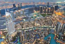 Emiraty Arabskie / Wakacje w Emiratach Arabskich
