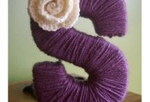 DIY with Yarn / Yarn Projects