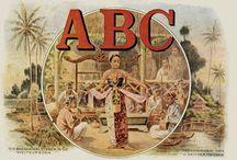 vintage batavia ABC
