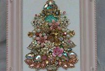 Repurposing costume jewellery