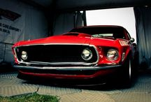 I have a serious obsession with Mustangs... / by Chantel Judd