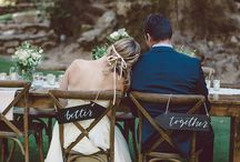 Rustic, Forest Wedding