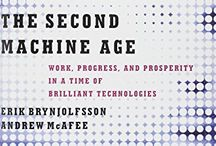 LIS Trends: The Future & New Technology / Books on new technology and new knowledge, including future trends and predictions